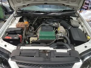 2007 Ford Falcon BF,Ute,Auto,Factory Gas, No WOVR, No damage