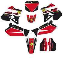 KIT DE PEGATINAS, ADHESIVOS, honda cr 250 1996-1997 decal graphic sticker