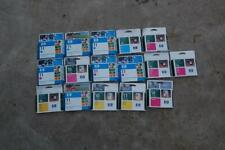 Lot of 16 Hp 11 10 Printhead Ink expired ink  Cartridge  designjet