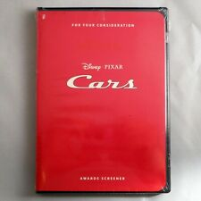 Cars  (DVD, 2006) For Your Consideration