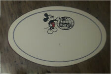 Euro Disney Cast Member Name Tag New, Never Engraved, Mickey Mouse
