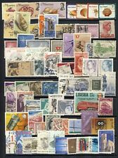 Worldwide stamp collection #3 used f-vf on one stockpage