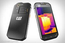 New Genuine CAT S60 Thermal Imaging Rugged 32GB - QUADCORE IP68 BUILDERS PHONE