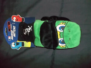 New White Sox Mascot Ladies Mittens Forever Collectibles MLB L/XL Team Beans