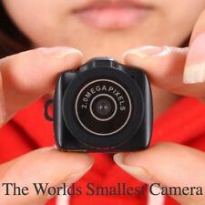 WORLDS SMALLEST 2.0 MEGA PIXEL HD CAMERA,HD VIDEO,WEBCAM W/MIC,MOTION DETECTION