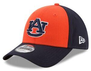 "Auburn Tigers New Era NCAA 9Forty ""The League Blocked"" Adjustable Hat"