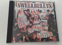 CD Swellbelly Shut Up And Listen Scottish Punk Rock 2001 Pulse Audio Music
