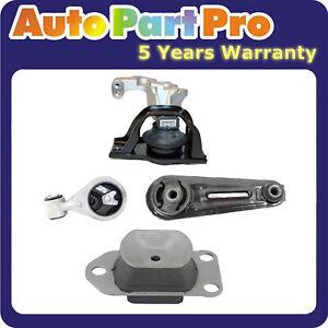 For Nissan Sentra SE-R 2.5L 2007-2012 Motor & Trans Mount 7352 4352 4351 7370