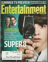 Entertainment Weekly Magazine June 17, 2011 Super 8 on the Cover/Summer TV/
