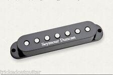 SEYMOUR DUNCANCUSTOM STAGGERED STRAT7 STRG SSL-5 BLACK