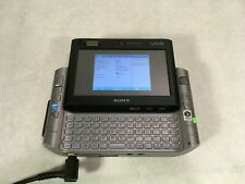 "Sony Vaio VGN-UX380N 4.5"" Intel Core Solo 1.33GHz 1GB RAM 30GB HDD -BOOTS -RR"