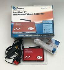 Swann RedAlert2 Movement Video Recorder SW341-RA2