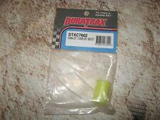 RC Duratrax Spare Part Nitro Engine NEVST Exhaust Coupler Yellow (1) DTXC7602