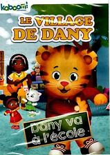 NEW   DVD // KABOOM ! // LE VILLAGE DE DANY // 66min // FRENCH & ENGLISH LANGUAG