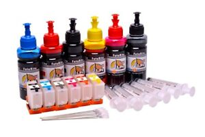 Refillable ink Cartridge Non Oem Epson XP-15000 Printer