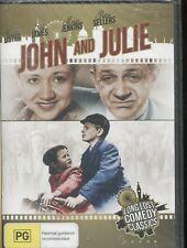 JOHN AND JULIE - Colin Gibson, Lesley Dudley, Noelle Middleton -  DVD