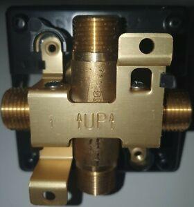 Delta R10000-UNBX MultiChoice Universal Tub/Shower Rough Universal Inlet/Outlets