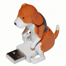 New USB Humping Spot Dog Toy Funny Gadget Novelty Gift Present For Laptop #189