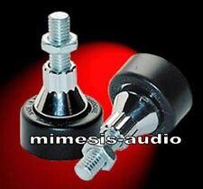 SOUNDCARE JUPITER M8 SUPERSPIKES NEW HIGH END SPIKE SPEAKER SPIKES 8MM SET OF 4