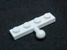 LEGO 3184 @@ Plate, Modified Towball - White 248 256 369 379 575 623 656 6584
