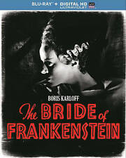 The Bride of Frankenstein Blu-ray Disc 2014 + Digital HD * New * Sealed