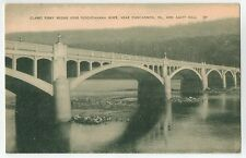 Clarks Ferry Bridge near Duncannon and Amity Hall PA OLD