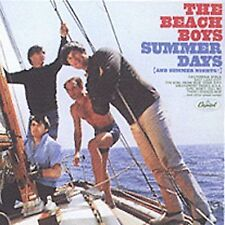 Today!/Summer Days (And Summer Nights!!) [Remaster] by The Beach Boys (CD, Mar-2001, Capitol)