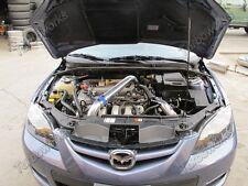 CXRacing Aluminum FMIC Turbo Intercooler kit For 07-09 MazdaSpeed3 DISI Blue