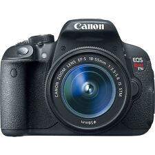 Canon EOS Rebel T5i 18MP SLR Digital Camera + EF-S 18-55mm IS STM Lens