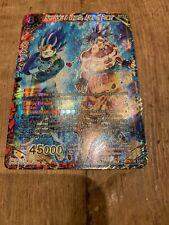 Dragon Ball Super Card Game, Son Goni & Vegeta Apex Of Power