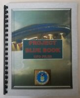 PROJECT BLUE BOOK UFO SECRETS – A Blue Planet Project Book, Aliens and UFOs