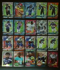 2015 Topps Chrome Rookie lot of (15) RC W/ Variations plus 5 Russell Wilson Mint