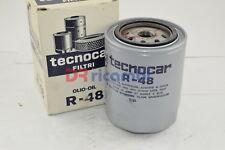FILTRO OLIO TOYOTA CROWN 2000 FORD CAPRI 2000 GT TECNOCAR R48