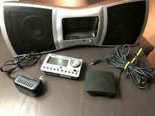 Delphi Skyfi Xm Satellite Radio Set w/Boombox Sa10001 Good Condition