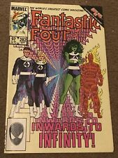 Fantastic Four #282 (1985) She-Hulk Secret Wars