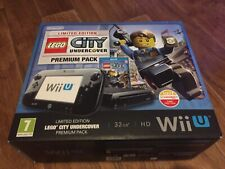 Nintendo Wii U Lego City Undercover Limited Edition Premium Pack  (( Box Only ))