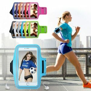 Women Sport Armband Case 5.5 6.0 inch phone fashion holder Cycling Running Gym