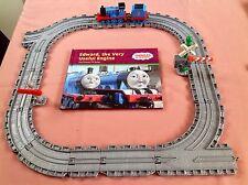 Take Along Thomas & Friends - Edward & Tender Train Story Book And Track Bundle