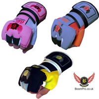 Boxing Gloves GEL Inner MMA Wrist Support Neoprene Punch Bag Muay Thai Mitts