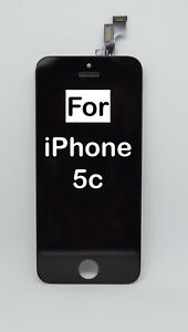 iPhone 5c LCD Screen and Digitizer OEM - UK