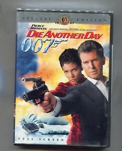 DIE ANOTHER DAY 007 * DVD * 2-Disc Special Edition * Full Frame * JAMES BOND