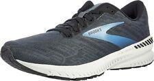 Brooks Men's Ravenna 11 Running Shoes, Black/Blue, 13 D(M) US