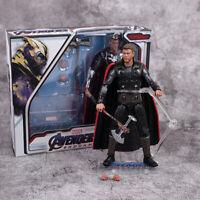 6'' Thor Action Figure Stormbreaker Avengers Endgame Infinity War Hero Toy Base