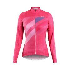 Spring women mtb bike breathable cycling jacket running sport long sleeve jacket