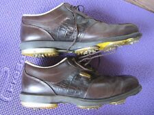 Footjoy fj dryjoys mens golf shoes. Size 9