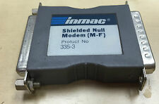 Inmac 335-3 Used Shielded Null Modem (M-F)