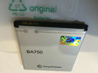 SONY Ericsson Xperia BA750 Acro Arc LT15i LT18i Li-ion BATTERY ORIGINAL  BA-750