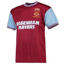 West Ham Utd 1994 No 6 Retro Football Shirt Mens