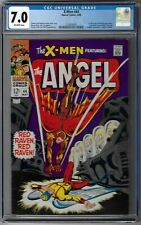 CGC 7.0 X-MEN #44 1ST APPEARANCE OF SILVER AGE RED RAVEN OW PG SCARLET WITCH APP
