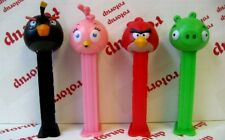 Pez First Issue out of Europe a few years ago. Angry Birds set of 4 dispensers